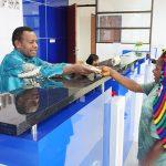 Pelayanan perbankan di Lanny Jaya